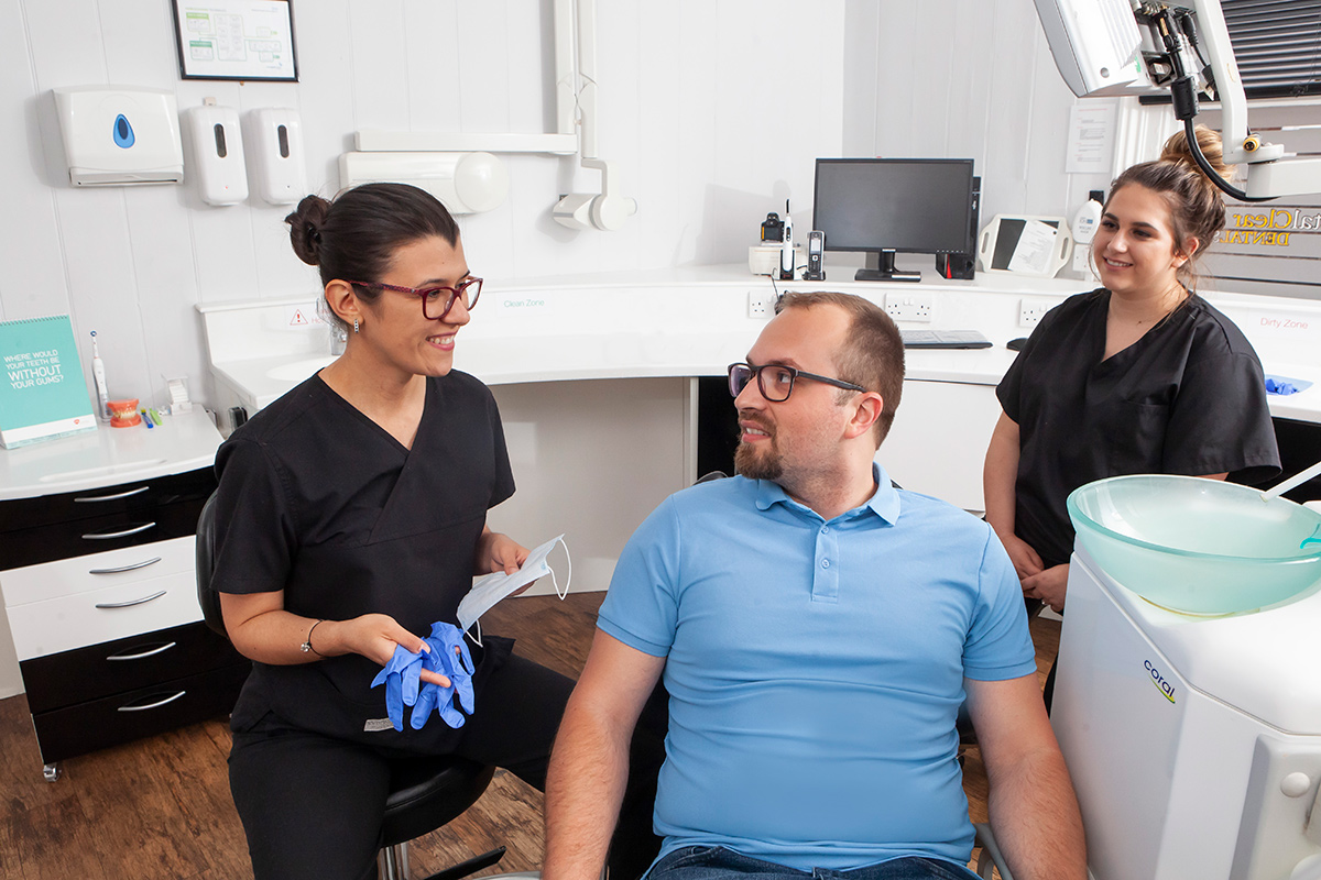 Dental Examination York